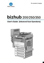 konica minolta bizhub 250 manuals rh manualslib com manual de konica minolta bizhub 200 en español konica minolta bizhub 200 service manual