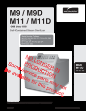 midmark m9 manual pdf download rh manualslib com M11 Maintenance midmark m11 ultraclave owners manual