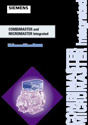 Siemens COMBIMASTER Reference Manual
