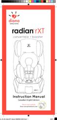 Diono Radian Rxt Manuals