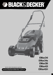 Black & Decker emax 38i User Manual