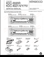 kenwood kdc 3020r manuals rh manualslib com Kenwood Ts 440s Service Manual Kenwood KC 991 User Manuals