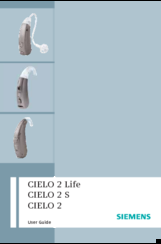 siemens cielo 2 life manuals rh manualslib com Siemens Hearing Instruments Careers Siemens Approved Partner Hearing Instruments