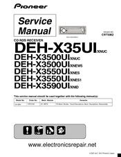 Pioneer DEH-X3500UI Manuals   ManualsLibManualsLib