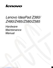 Lenovo IdeaPad Z585 Chicony Camera Treiber