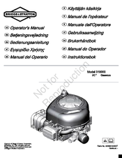 briggs and stratton maintenance manual