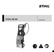 stihl re 109 manuals rh manualslib com instruction manual stihl ms250 stihl fs 55 instruction manual