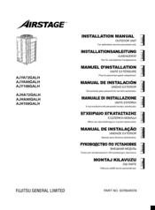 fujitsu airstage ajy108galh manuals rh manualslib com