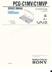 repair manual sony pcg c1mv c1mvp laptop