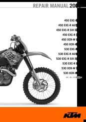 Ktm 530 Exc R Eu Manuals Manualslib