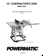 Powermatic 64a manuals keyboard keysfo Image collections