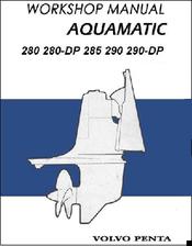 volvo penta aquamatic 290 manuals rh manualslib com Volvo Penta Wiring Harness 03 Volvo Penta 4.3