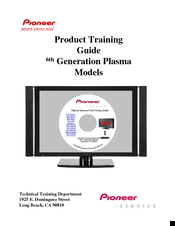 Pioneer Elite PRO-930HD Product Training Manual
