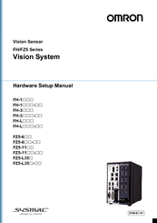 Omron fh-l series Hardware Manual