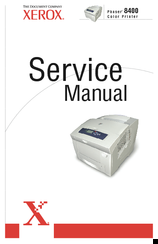 xerox phaser 8400 manuals rh manualslib com Tektronix Digital Oscilloscope Tektronix MSO4104