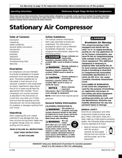 husky vt631402aj operating instructions manual pdf download rh manualslib com Husky 60 Gallon Air Compressor Royal Caribbean Cruise Ship