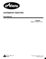 ariens lawn tractor parts manual
