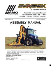 New Holland TS-135A Manuals