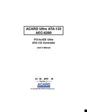 Acard BIOS AEC-6290M Download Drivers