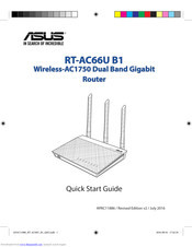 Asus Rt Ac66u B1 Manuals Manualslib