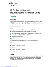 Cisco 4742HDC Installation Reference Manual