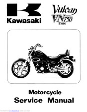 Kawasaki ZX600 Service Manual