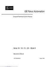 GE Series 21i Manual