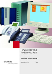 Siemens HiPath 3000 V3.0 or later Gigaset M1 Professional Service Manual