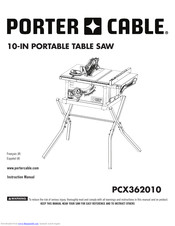 Porter Cable Pcx362010 Manuals Manualslib