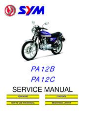 sym wolf 125 manuals | manualslib  manualslib