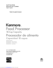 Kenmore 100.04602110 Use & Care Manual