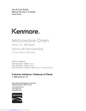 Kenmore 204.73772610 Use & Care Manual