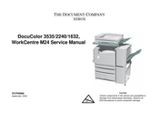 Xerox DocuColor 2240 Service Manual