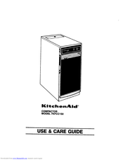 KitchenAid 7KFCC150 Use And Care Manual
