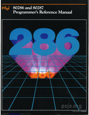 Intel 80287 Programmer's Reference Manual