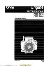onan performer p224 manuals | manualslib  manualslib
