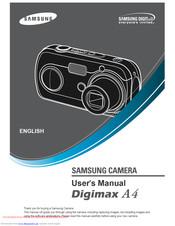 Samsung digimax a403 user manual pdf download.