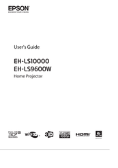 Epson EH-LS10000 User Manual