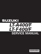 Suzuki LT-A400F 400 Eiger//LT-F400F 400 Eiger Front Wheel Bearing and Seals X2