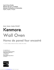Kenmore 790.4027 Use & Care Manual