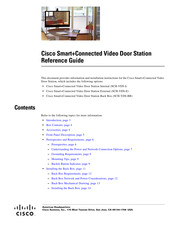 Cisco SCH-VDS-I Reference Manual