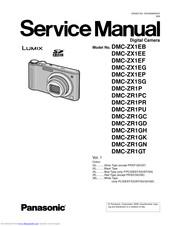 Dmc-fz100 basic operating instructions digital camera before.