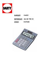 Casio wk 3500 service manual.