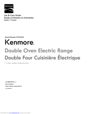 Kenmore 970C6047 Use & Care Manual