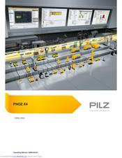 Pilz Pnoz X4 Operating Manual Pdf Download Manualslib