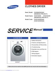 samsung dv220aew xaa service manual pdf download dryer cord wiring diagram dryer wiring diagram samsung service manual #12