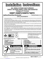 [NRIO_4796]   ARCOAIRE N9MP1 INSTALLATION INSTRUCTION Pdf Download | ManualsLib | Arcoaire Furnace Manual Wiring Diagram |  | ManualsLib