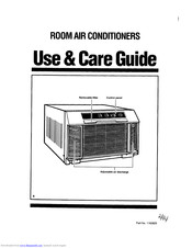 Whirlpool BHAC0830AS1 Use & Care Manual