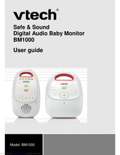 VTech Safe & Sound BM1000 User Manual