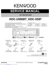 [SCHEMATICS_4UK]  KENWOOD KDC-U556BT SERVICE MANUAL Pdf Download | ManualsLib | Kenwood Kdc Bt555u Wiring Diagram Cd Reciver Model |  | ManualsLib
